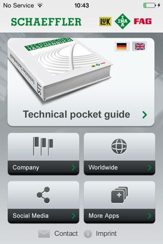 Schaeffler Technisches Taschenbuch (STT) screenshot 1
