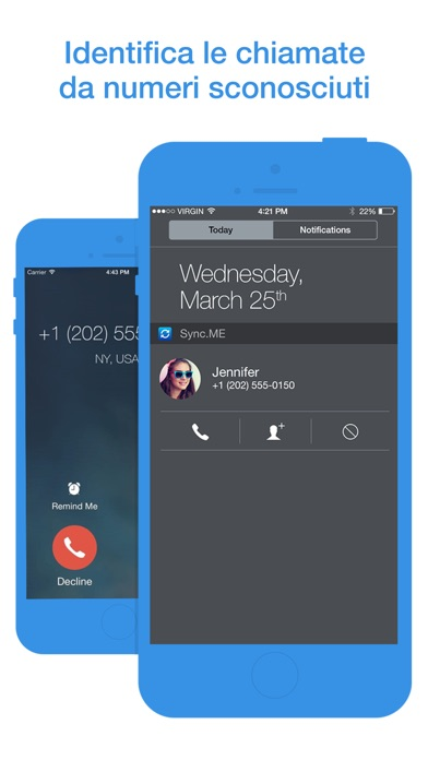Screenshot of Sync.ME - Know who's calling5
