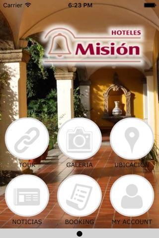 Hoteles Misión Guanajuato screenshot 1