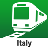 Italia Transit - Roma, Milano y Torino by NAVITIME