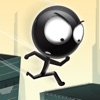 Stickman Roof Runner