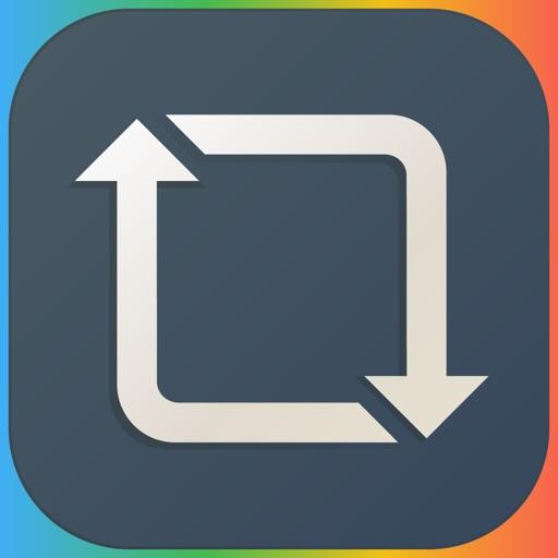 Как сделать репост в инстаграм видео и фото с текстом на 44