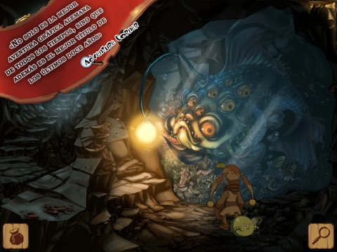 The Whispered World Special Edition screenshot 4