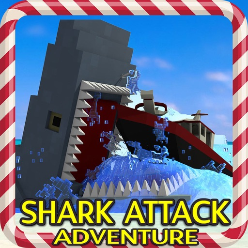 Jaws Shark Attack :Survival Adventure on Sea