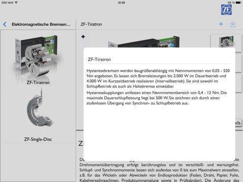 ZF XtraFair screenshot 4