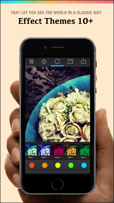 Effect 360 Pro - Best Photo Editor To Add Amazing Digital Art Stylish Camera Filters Effects Screenshot 3