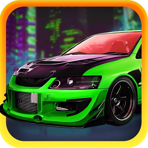 Classic Car City Race 3D