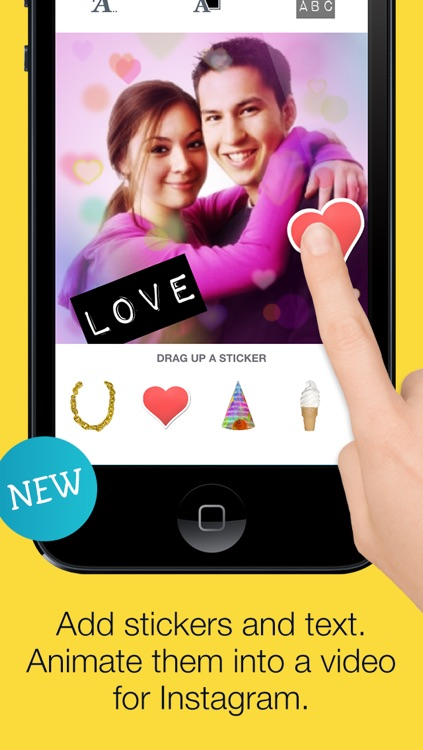ImageChef - Mix text, photos and stickers into collages and video by ...