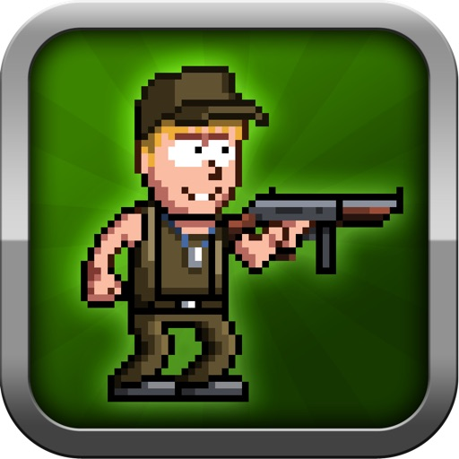 Modern Jungle Warfare iOS App