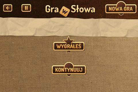 Gra w słowa screenshot 4