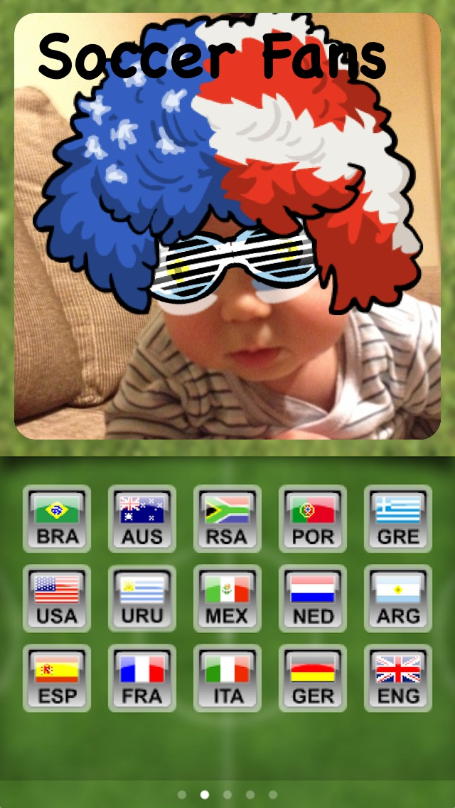 Fan Face Lite - The Best App For Soccer Fans-1
