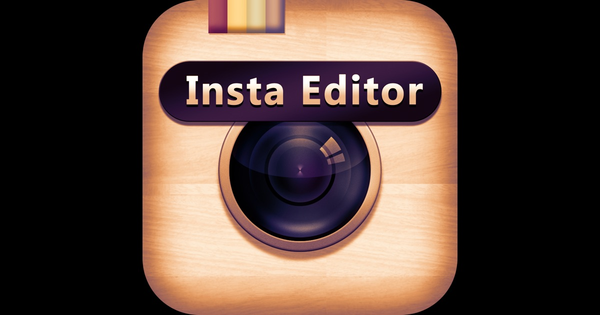 instaeditor free instagram photo editor on the app store