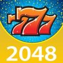 2048+ Las Vegas Slots & Casino, The White Tile Version
