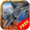 Nations Air Battle - Modern Stealth F22 Jet Fighter Sim