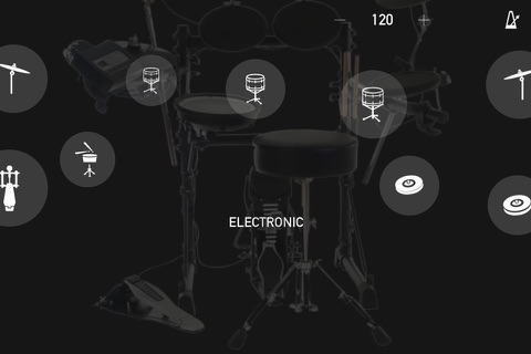 Exciting Drum Kit screenshot 4