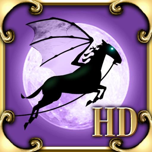 鬼城马蹄声HD:Spooky Hoofs HD