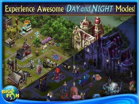 Dark Manor: A Hidden Object Mystery.-ipad-3