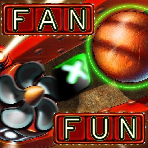 Fan Fun 3D Free Icon