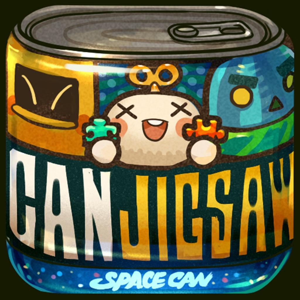 拼图罐头:Jigsaw Can