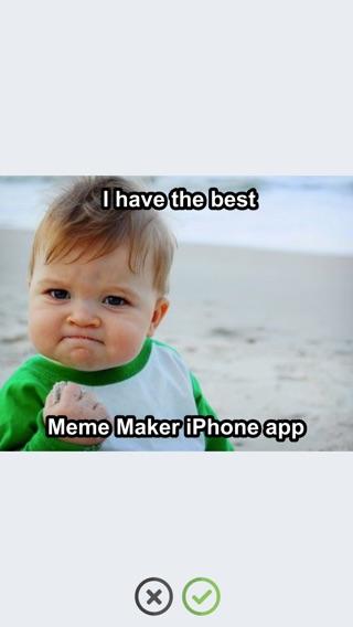 320x568bb meme maker make a meme with easy meme generator app on the app store,Meme Generator Iphone App