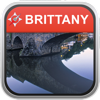 Offline Map Brittany, France: City Navigator Maps