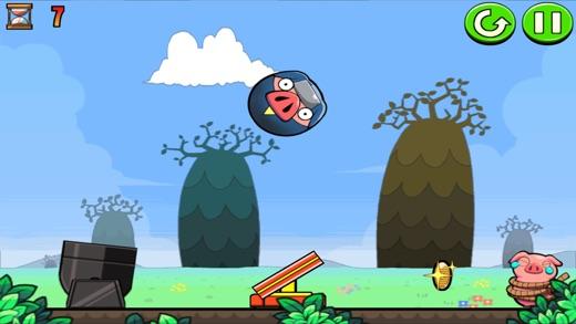 Ninja Rescue Screenshot