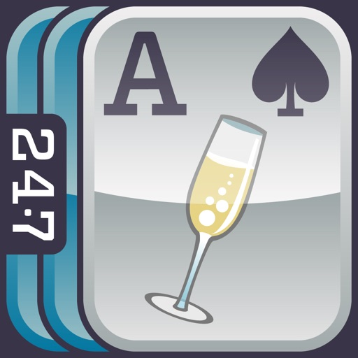 New Year Solitaire iOS App