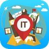 Italy offline Travel Guide & Map. City tours: Rome,Venice,Florence,Milan