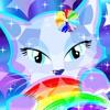 Раскраска с котятами для девочек и мальчиков, добрые развивающие игры, пазлы, куклы барби и радуга, раскраски для детей и малышей