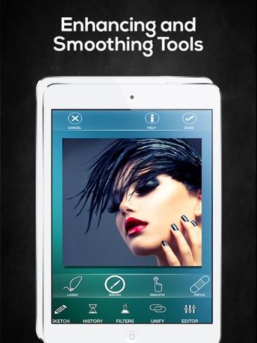 Wrapcam — редактор фотографий и спецэффектов Скриншоты9