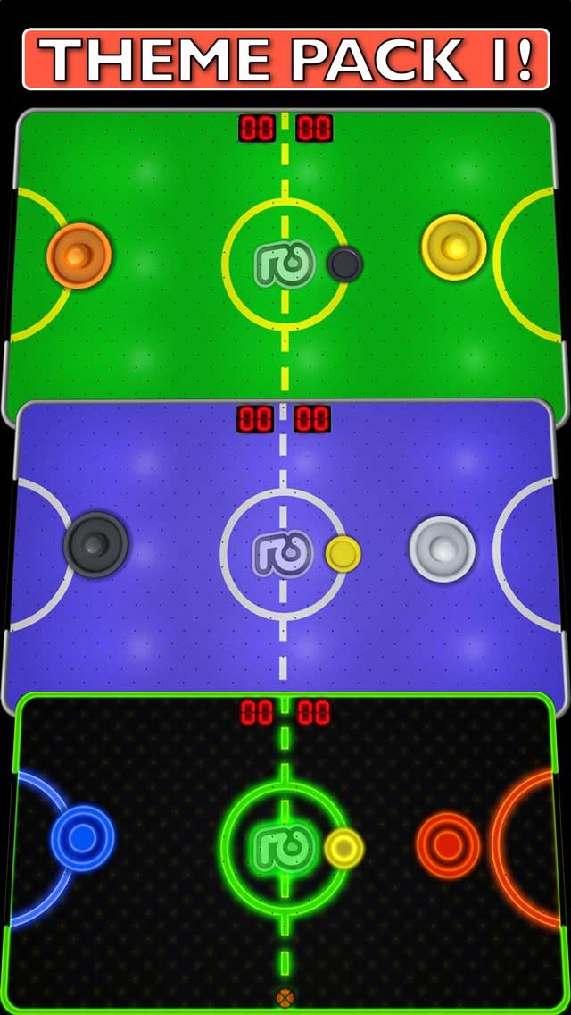 Touch Hockey: FS5 screenshot1