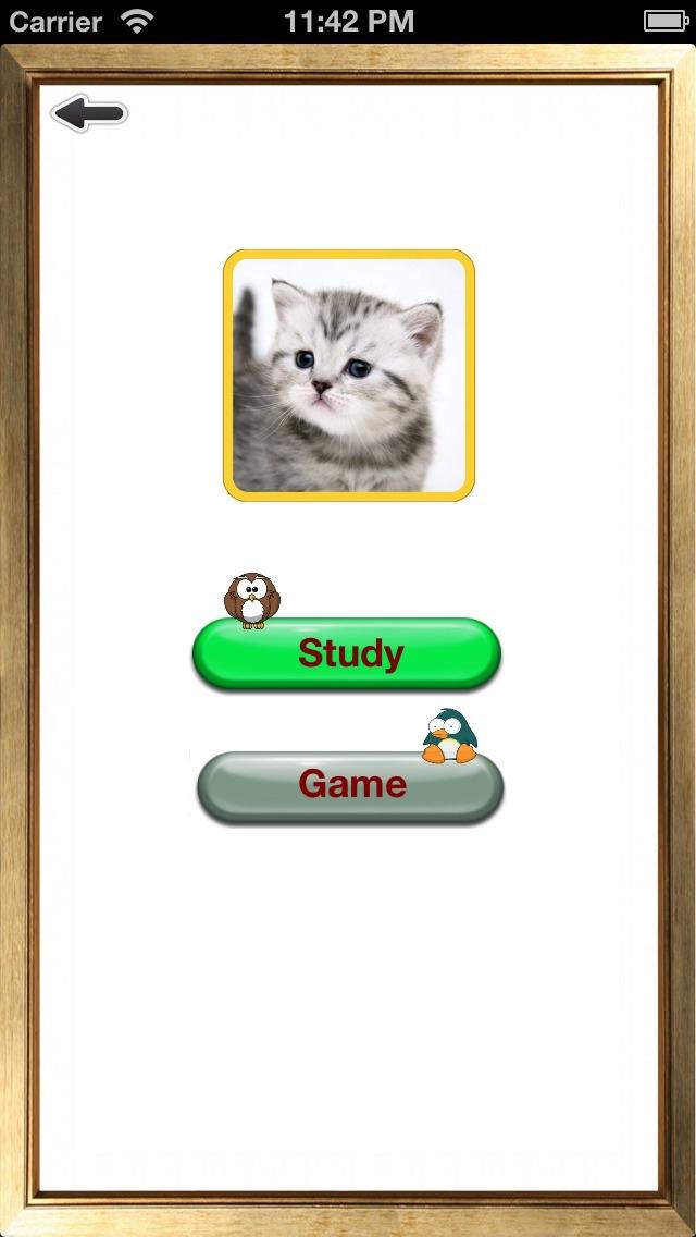 英単語カード – 楽しく初めての英語発音のスクリーンショット5