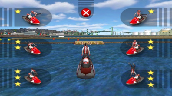 Aqua Moto Racing Screenshot