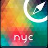 Nuevo York mapa offline . NYC guía, hoteles.