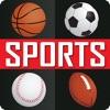 Спортивные игры Логотип Викторина (Угадай Спорт Логос мира игровой тест и оценка большая победа!) Бесплатно