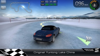 Screenshots of Sports Car Challenge for iPhone