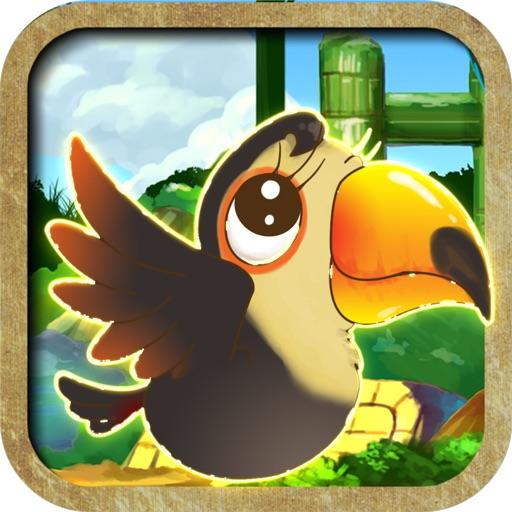 Little Bird Escape HD iOS App