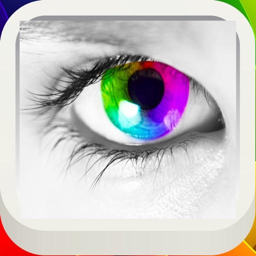 色彩效果 – 改变颜色重新着色照片