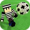Block Cops N Robbers & Survival Craft Mine Mini Games Skin Texture Minecraft Pocket Pixel Gun Edition Shooter - Cops N Robbs Soccer 3D with skin exporter for minecraft artwork