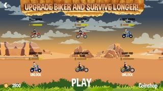 Монстр Dirtbike горы Hill Climb - Бесстрашный и Xtreme дрейфующих Спорт!Скриншоты 2