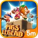 Pigs Legend icon