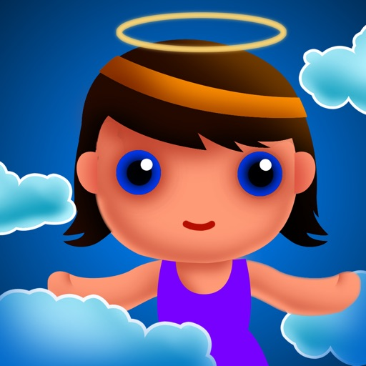 Angels without Wings : Jump to the Kingdom of Heaven - Free Edition iOS App
