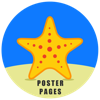 Poster templates for Pages