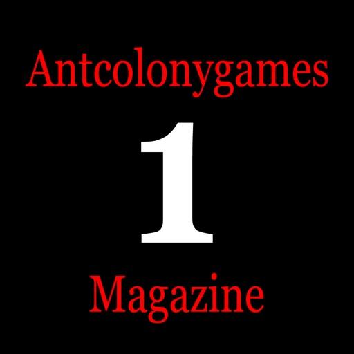 Antcolonygames Magazine Issue #1 iOS App