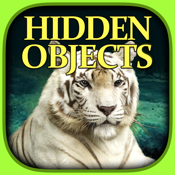 Hidden Objects: Into the Animal Kingdom icon