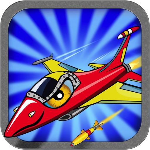 Ace Fighter Dragon Jets - Super Sonic Bros War (Pro Version) iOS App