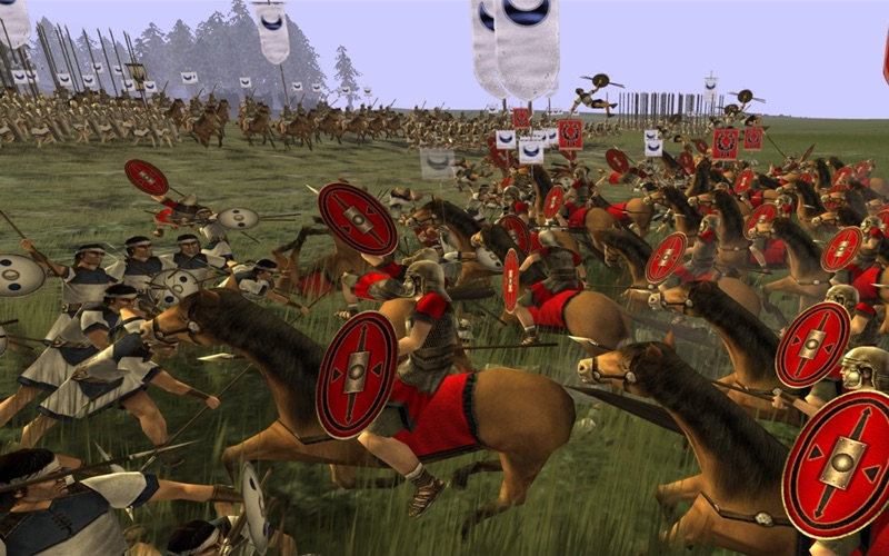 Screenshot #5 for Rome: Total War - Gold Edition