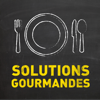Solutions Gourmandes pour iPad