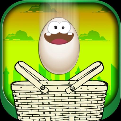 Egg Fall - Save the Bird's Eggs - Got to catch them all iOS App