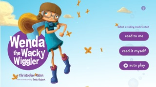 Wenda the Wacky Wiggler- Interactive Storybook Screenshot